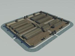 3D Castellum Utrecht